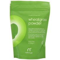 ORGANIC WHEAT GRASS POWDER - 200gm