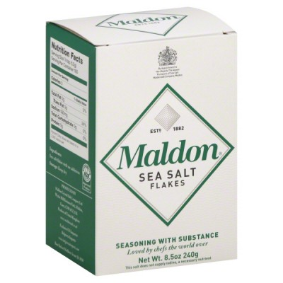 MALDON SEA SALT FLAKES - 250Gm