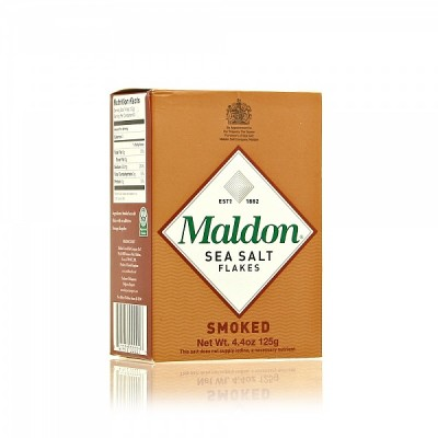 MALDON SEA SALT SMOKED FLAKES - 125Gm