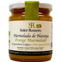ORGANIC ORANGE MARMALADE - 275Gm