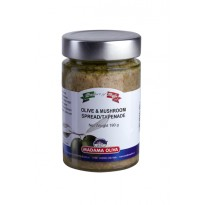 OLIVES AND MUSHROOM SPREAD  - 190 Gm