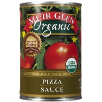 ORGANIC PIZZA SAUCE LOW FAT 15 OZ