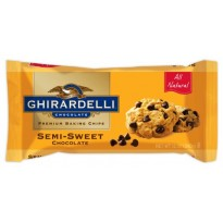BAKING SEMI SWEET CHOCOLATE CHIPS - 12 OZ