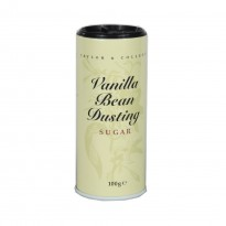 ORGANIC VANILLA DUSTING SUGAR - 100 GM