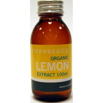 LEMON EXTRACT 6X100ML