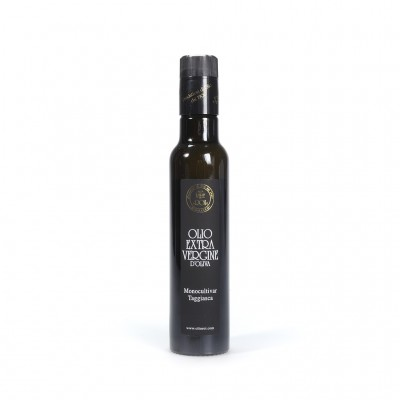 EXTRA VIRGIN OLIVE OIL of  TAGGIASCA OLIVES -  250ML