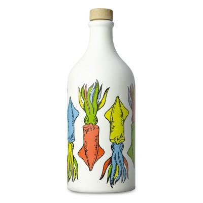 MURAGLIA Cuttlefish ceramic jar-500ML