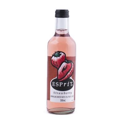 Esprit Strawberry Sparkling Water 5% Fruit Juice 300ml