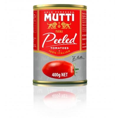 TOMATO PEELED 400GM - MUTTI - ITALY