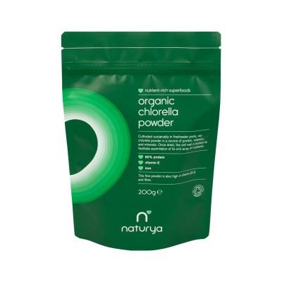 ORGANIC CHLORELLA POWDER - 200gm