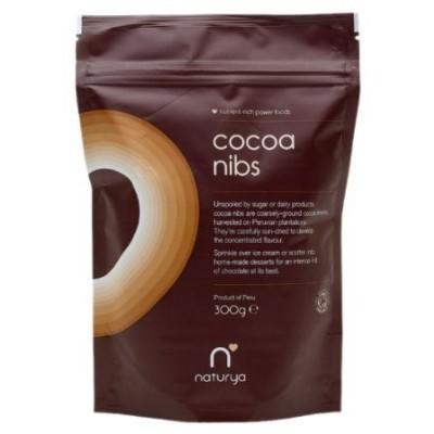 ORGANIC COCOA NIBS 300 GM