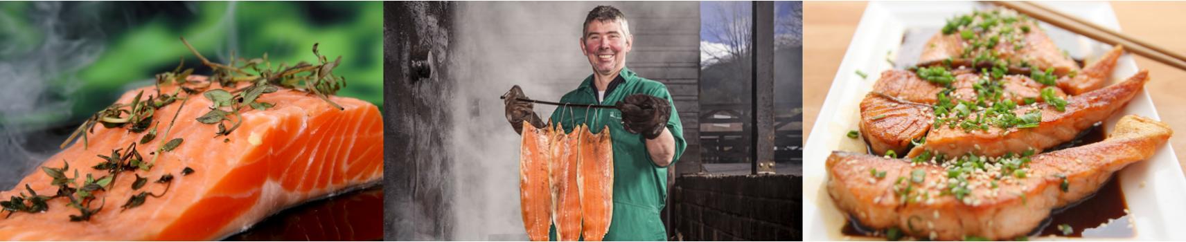 Smoked Fish Salmon & Mackerel